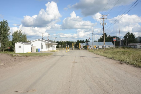 Used Trucks Maine >> Saint Pamphile Border Crossing - Wikipedia
