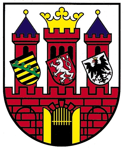 Stadtwappen Guben