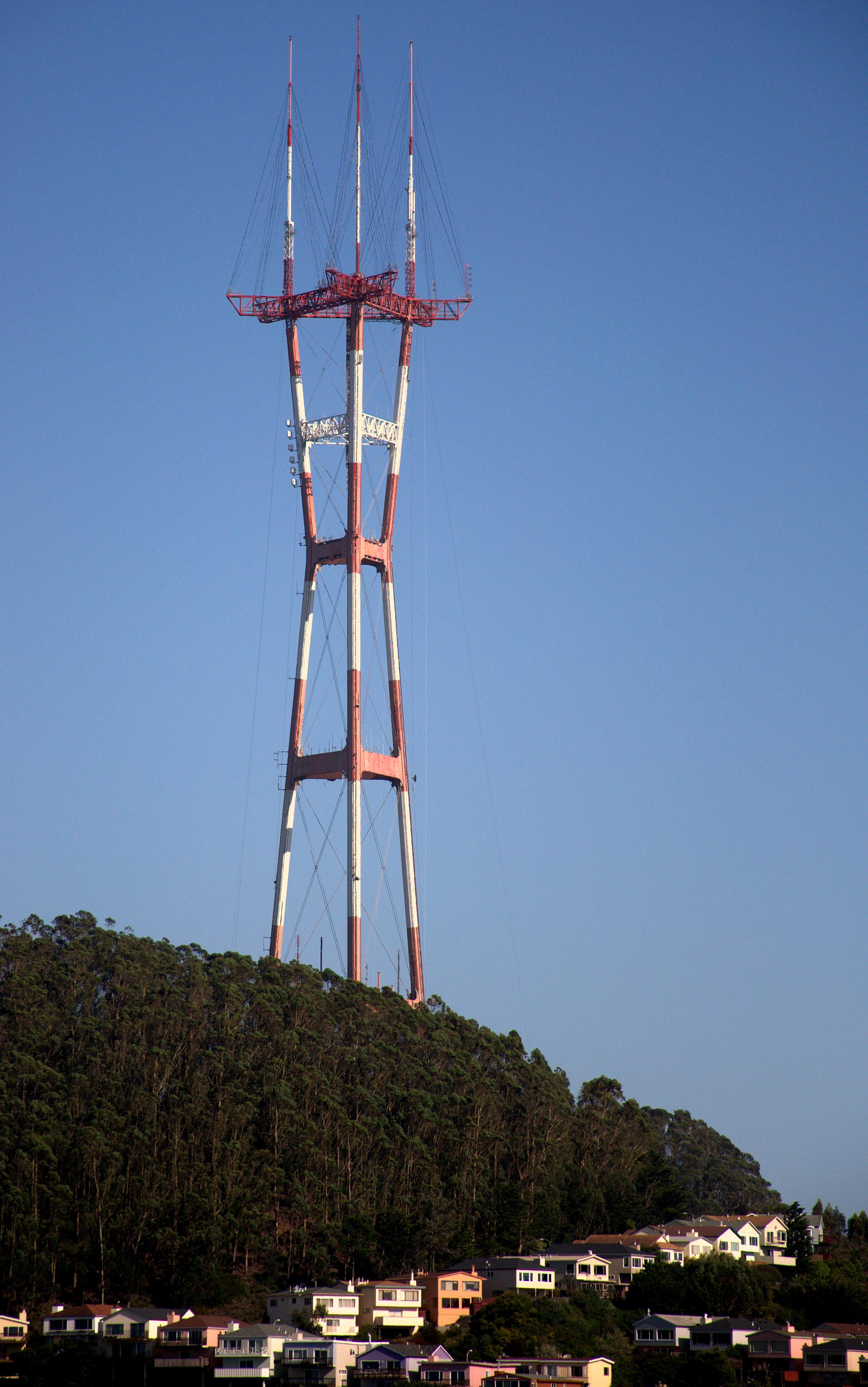 Sutro Tower - Wikipedia