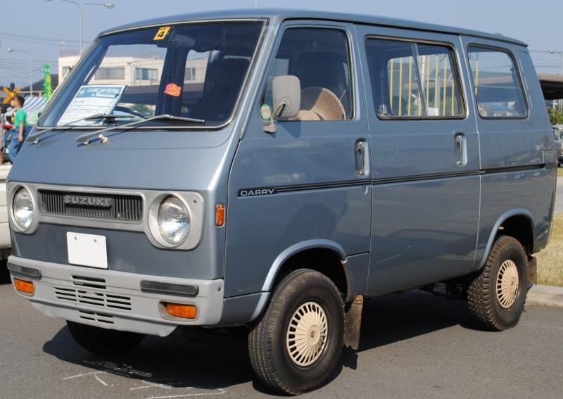 Lift Vans On A Flat Bed Truck