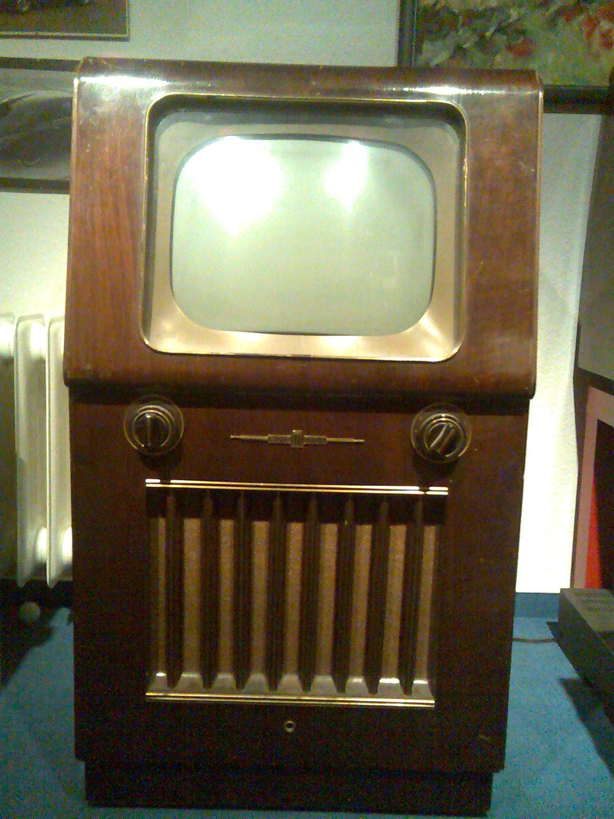 Die Ersten Fernseher