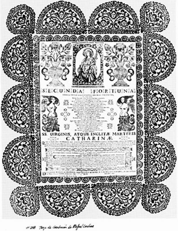 31 de agosto de 1680: otorga  testamento José de Pineda Ibarra, primer impresor en Guatemala