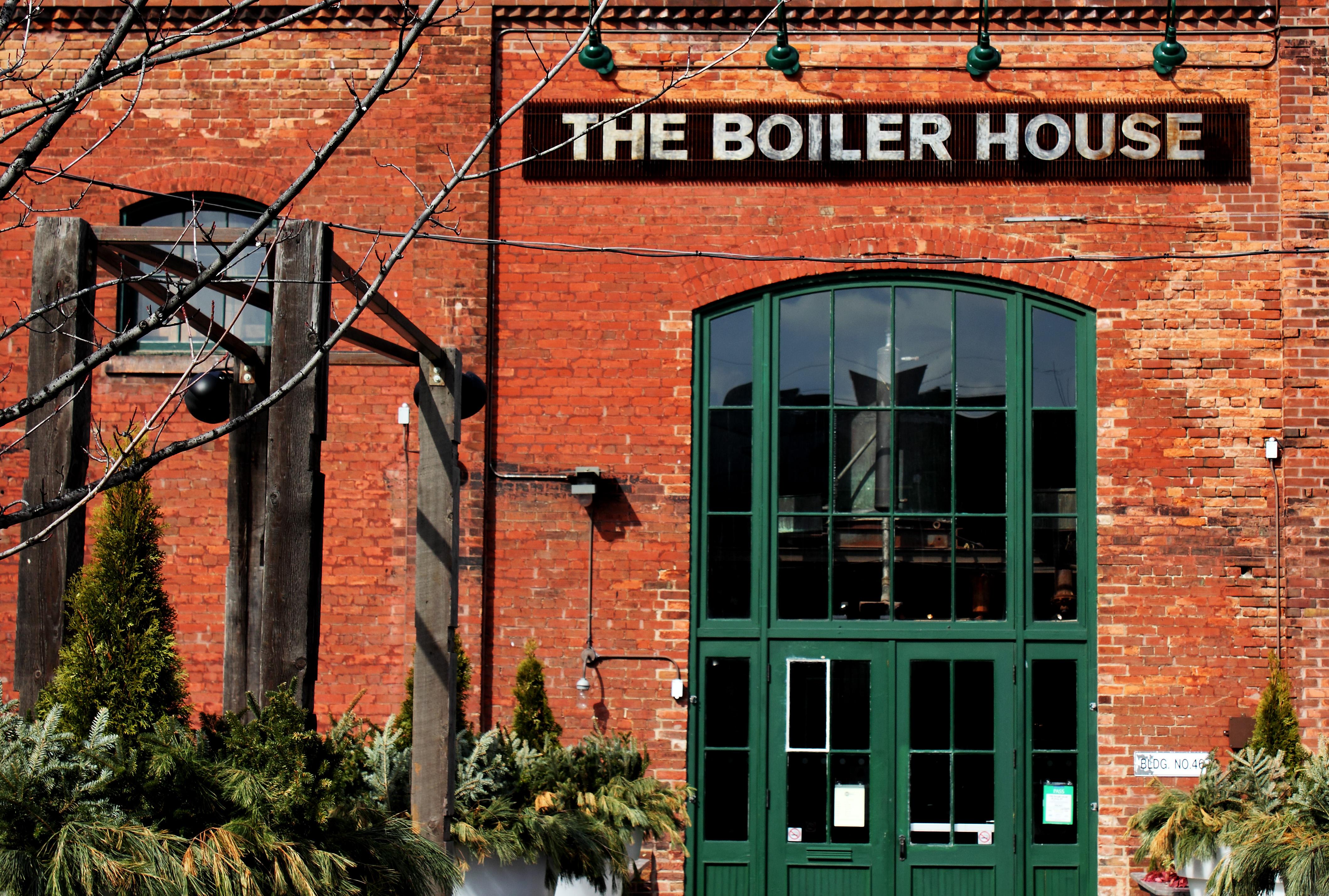 Boiler Room House Of Traps