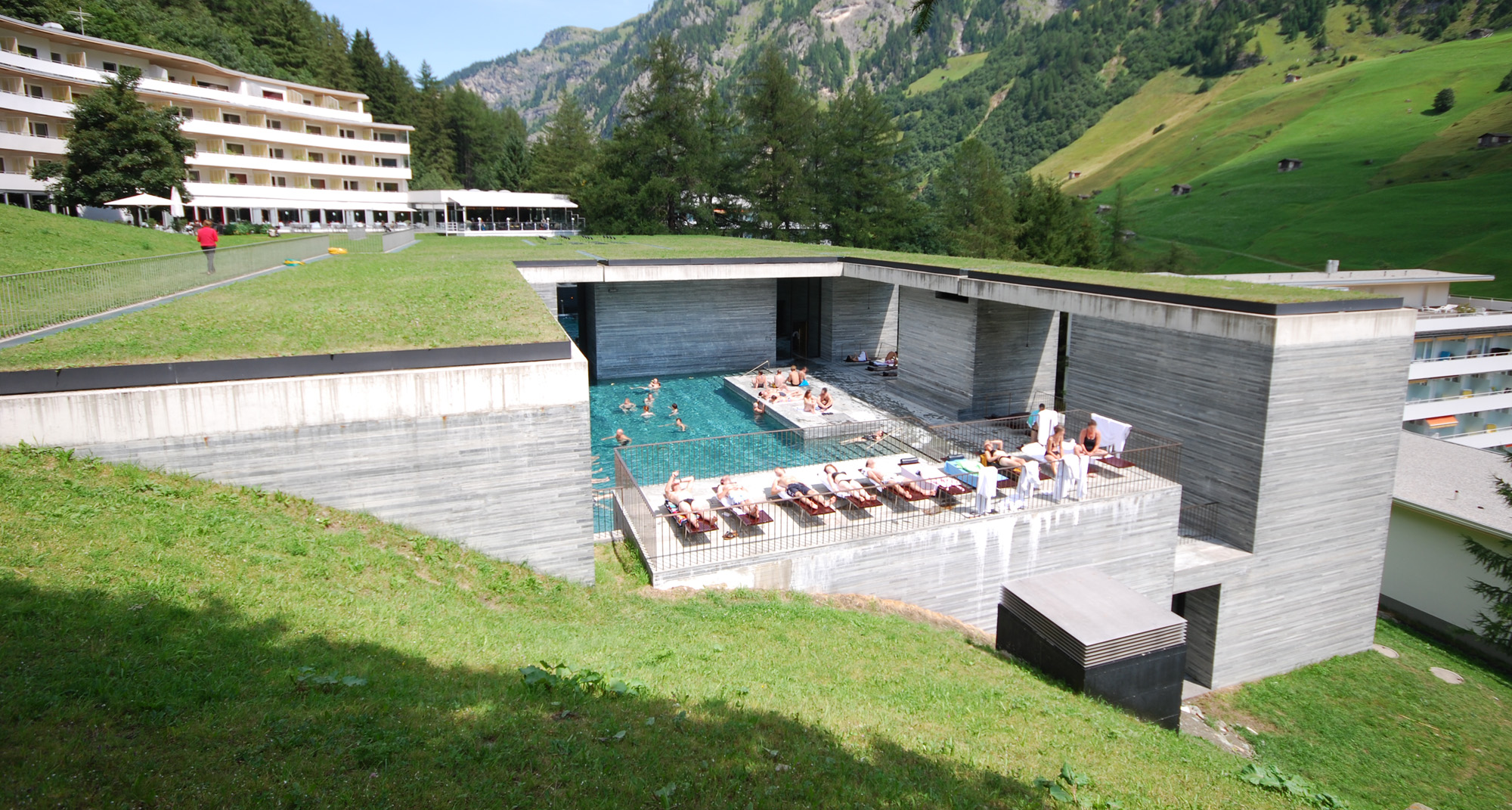 Therme vals for Therme vals vals svizzera
