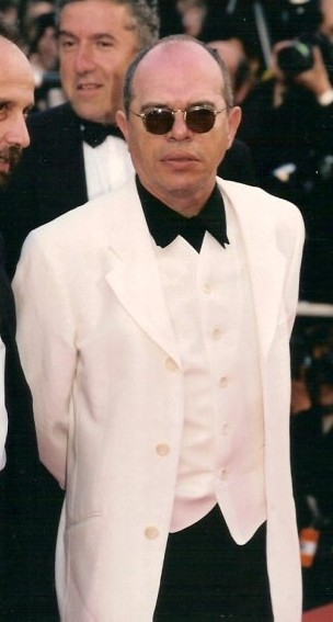 Ticky Holgado au Festival de Cannes 1997. | Photo : Wikimedia Commons.