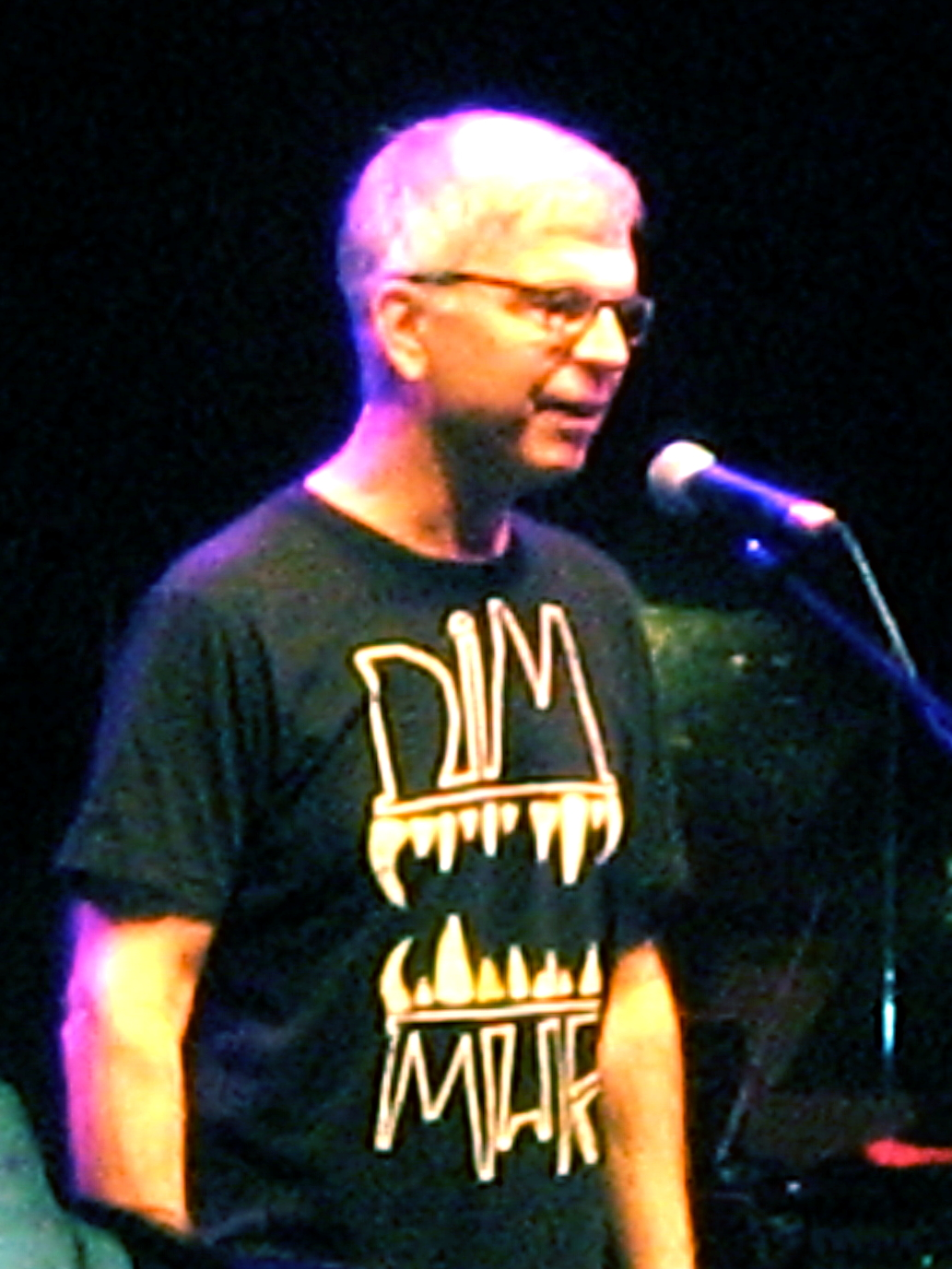 Photo of Tony Visconti