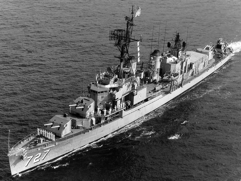 USS De Haven (DD-727)