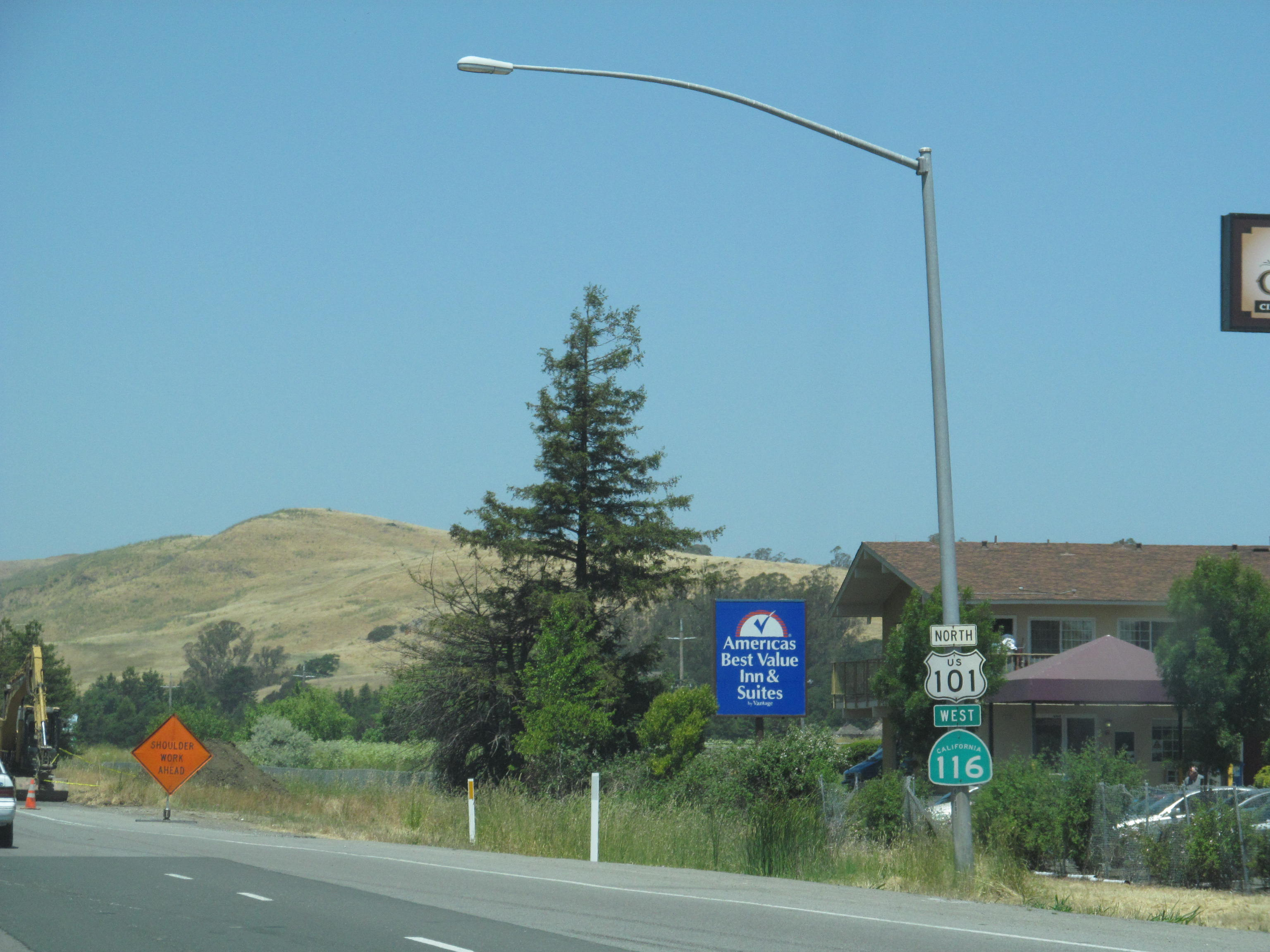 Historic U.S. 101 - Southern & Central San Diego