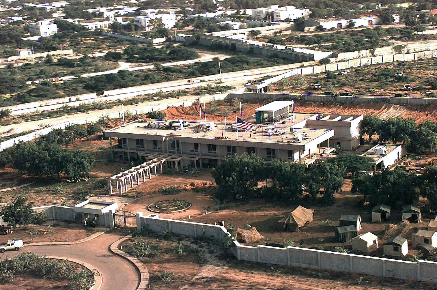 Embassy of the United States, Mogadishu - Wikipedia