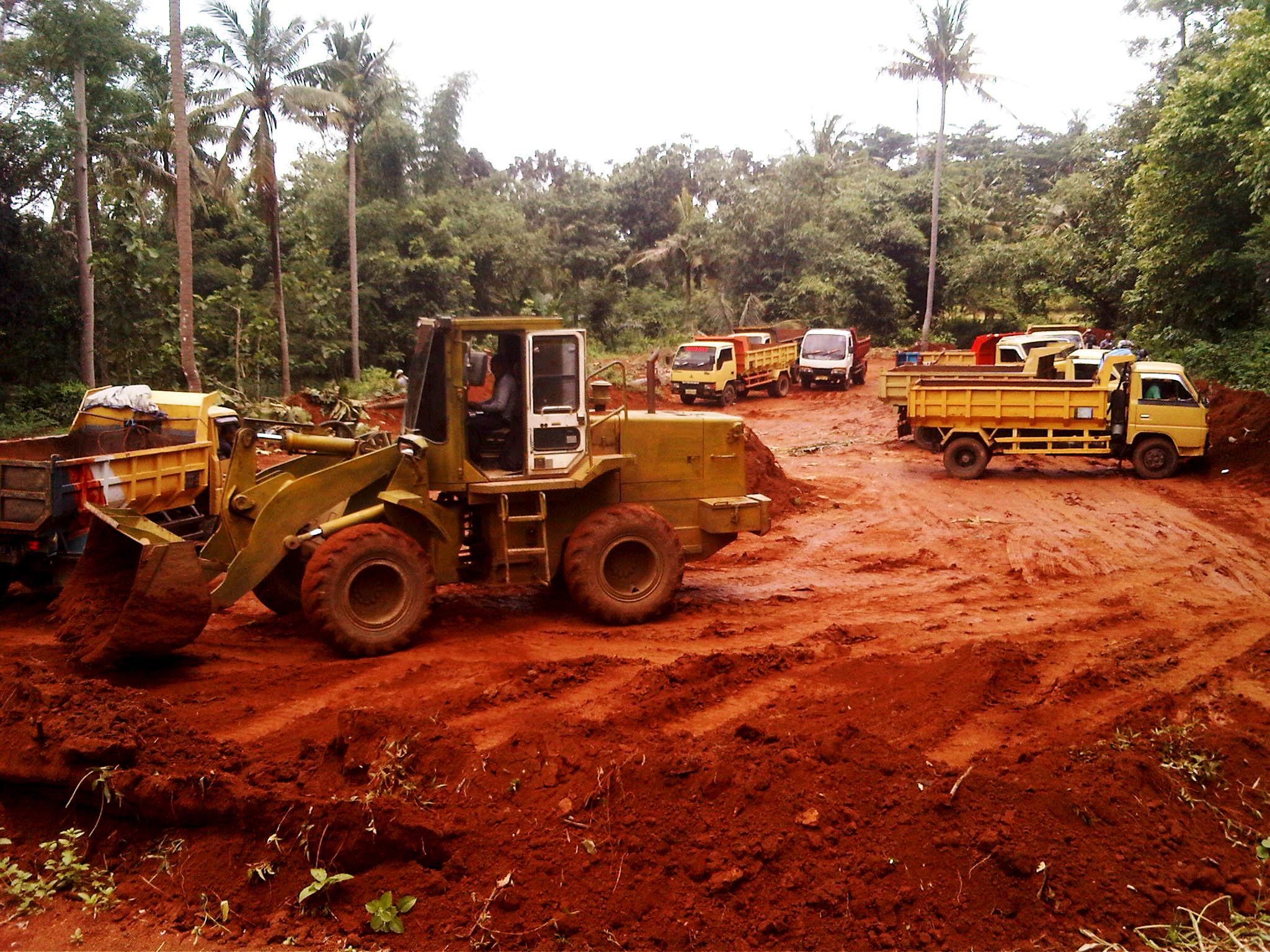 Jasa Pengurugan Tanah Unggul di Gorontalo