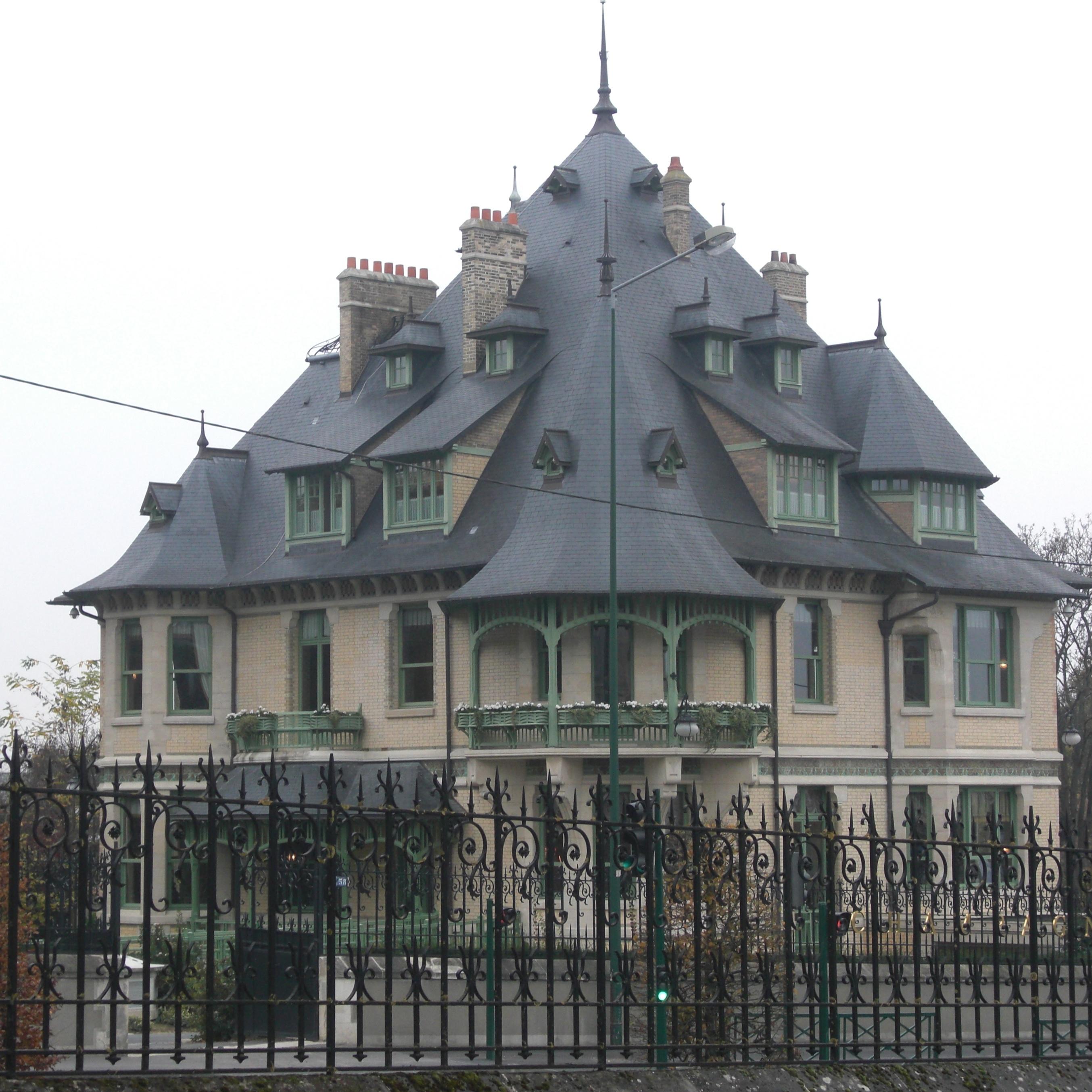 Hotel Restaurant Villa Du Vieux Puits