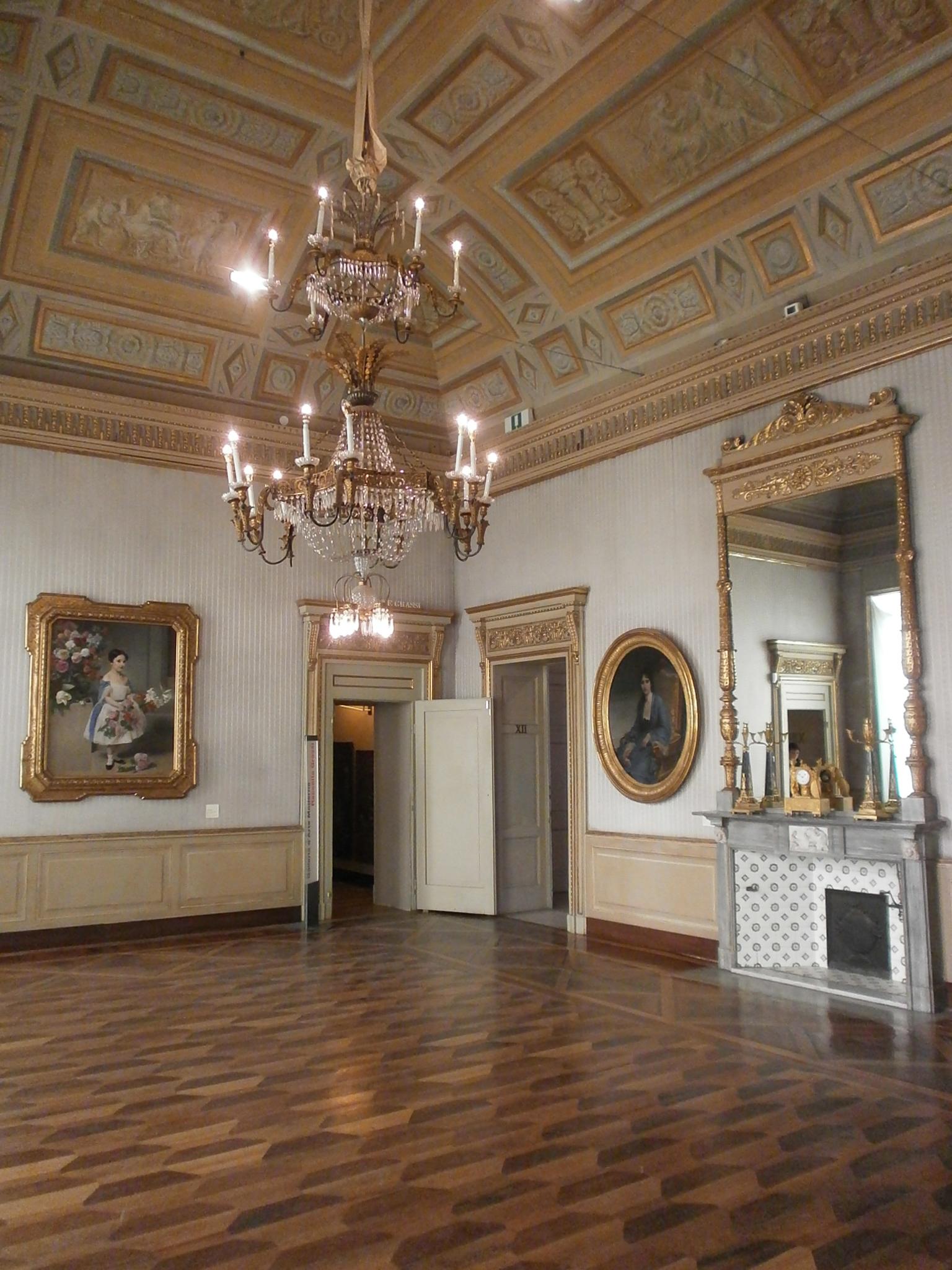 File:Villa Reale Belgiojoso Milano 01.JPG Wikimedia Commons #90683B 1536 2048 Sala Da Pranzo Radica Di Noce