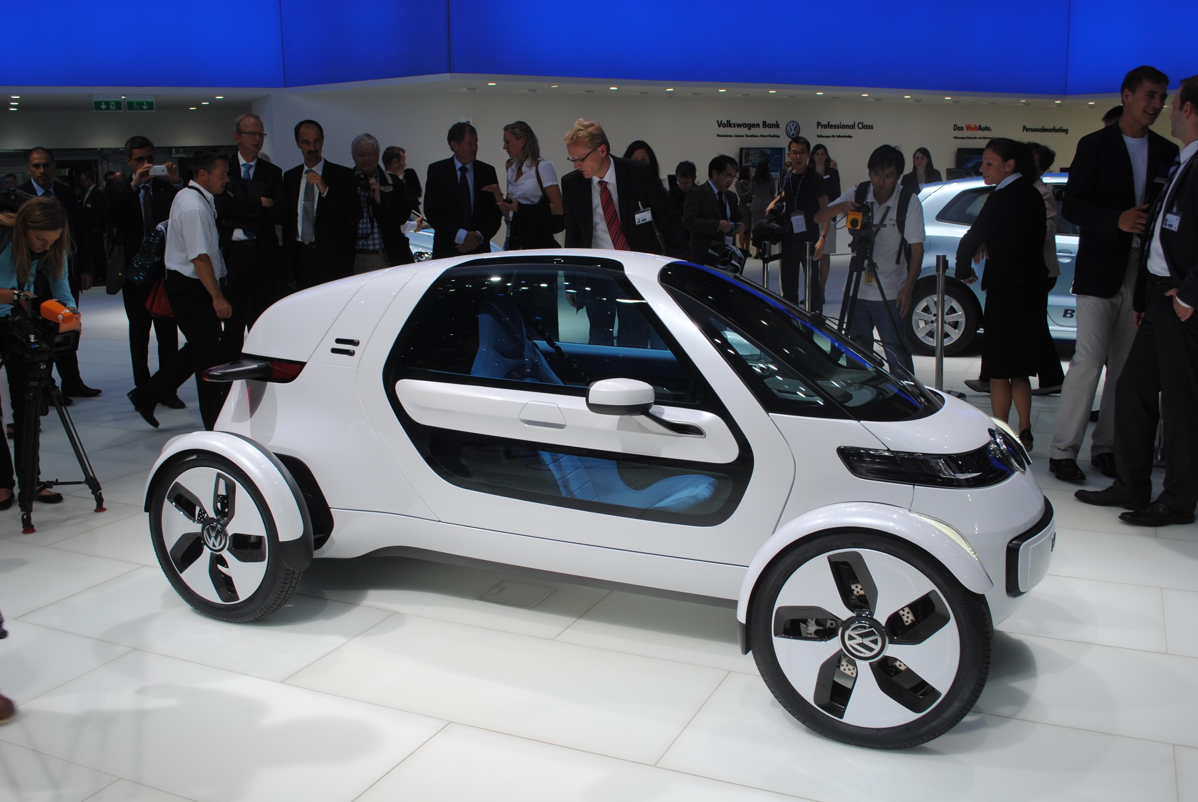 File:Volkswagen Nils Electric Car Concept At The Frankfurt