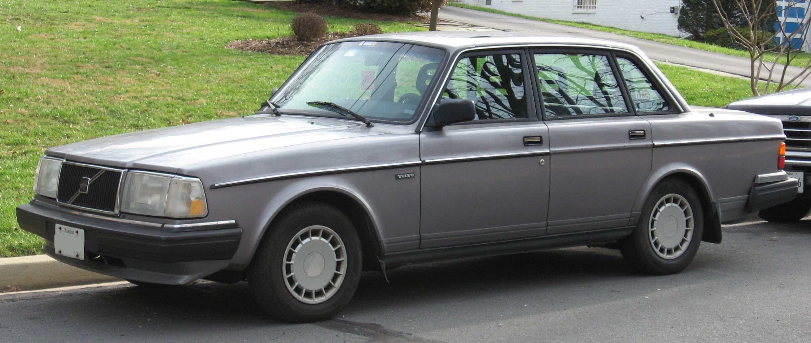 car reviews volvo 240 dl photos news reviews specs car listings. Black Bedroom Furniture Sets. Home Design Ideas