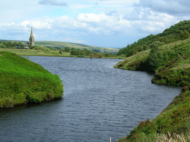 Ward's Reservoir - geograph.org.uk - 1091712