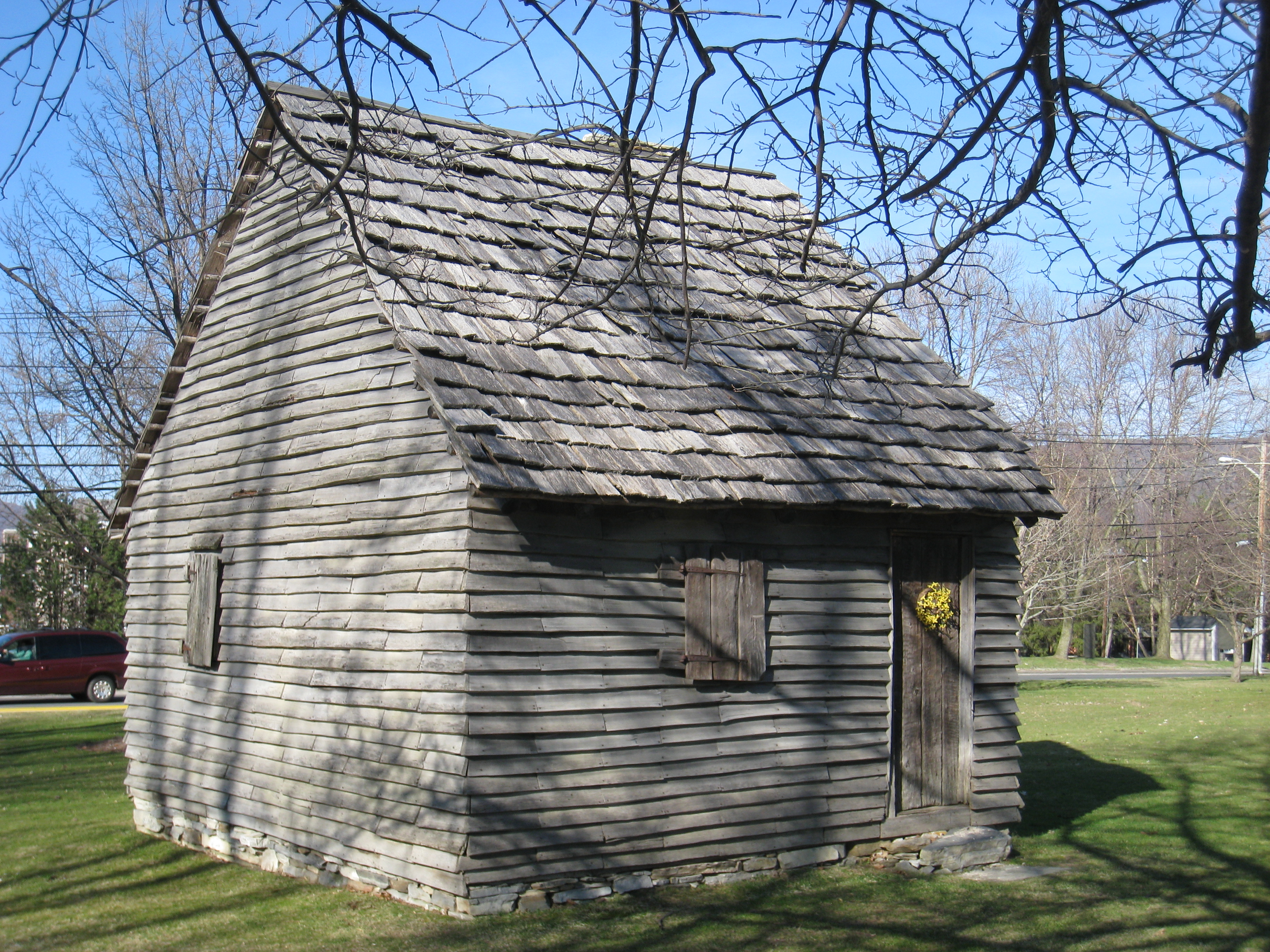 File Williamstown MA 1753 House Reconstruction JPG