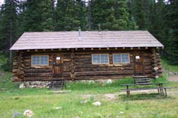 Willow Park Patrol Cabin United States historic place