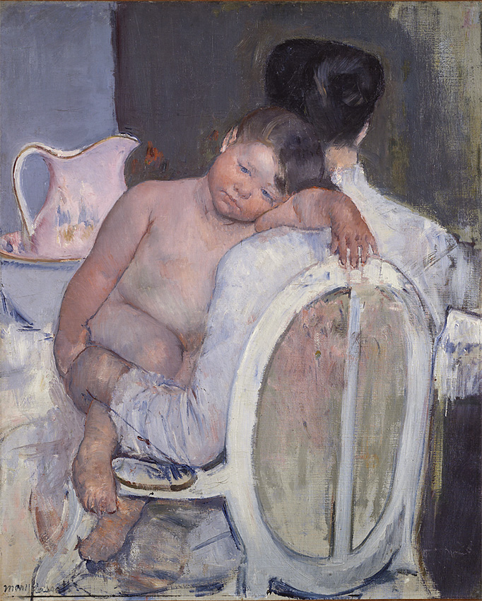 https://upload.wikimedia.org/wikipedia/commons/b/b7/Woman_Sitting_with_a_Child_in_Her_Arms_-_Mary_Cassat.jpg