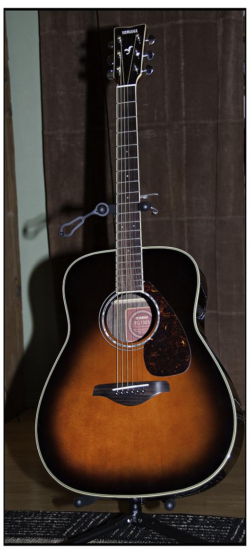 Yamaha Acoustic Guitar Fgms