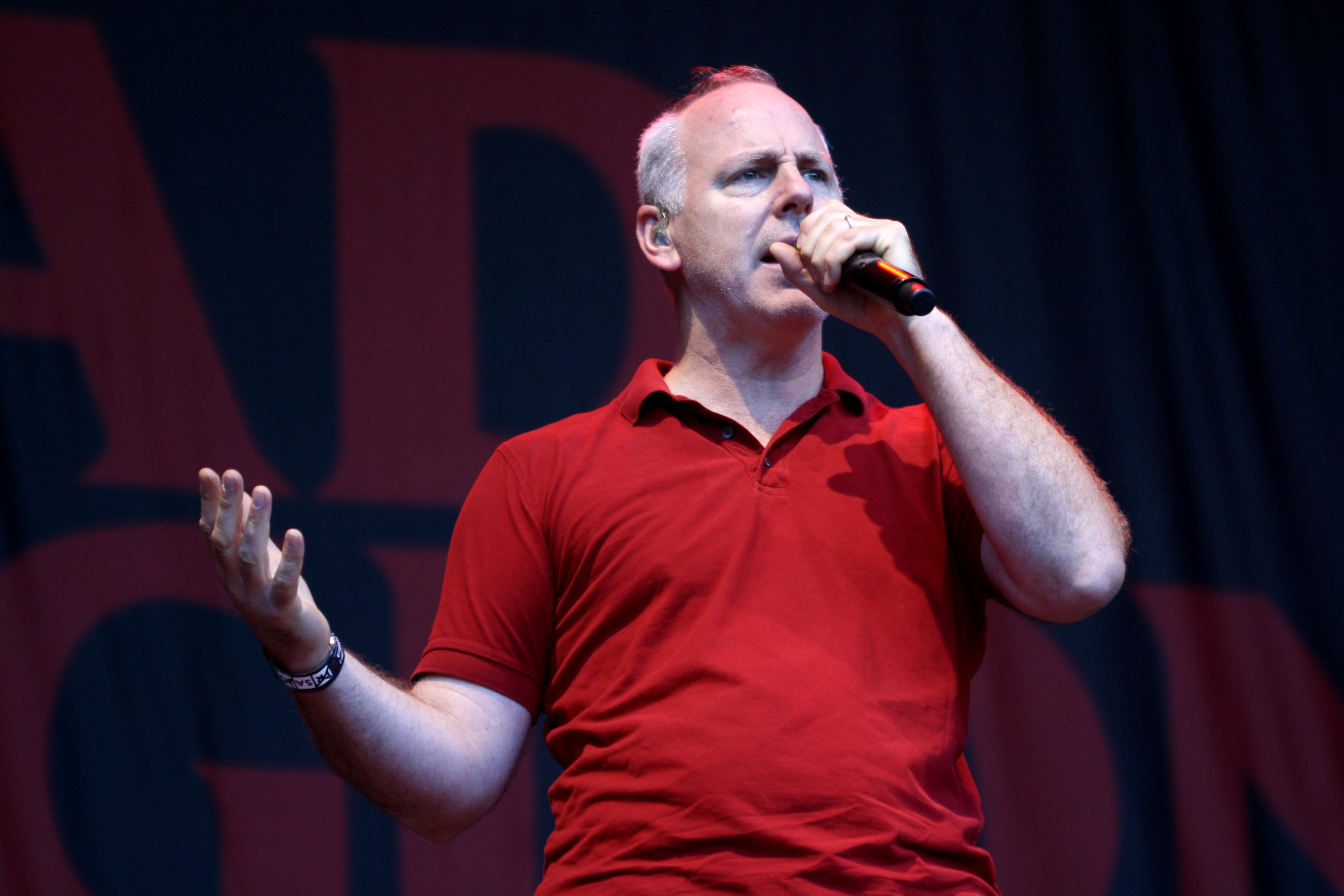 "Greg Graffin ""Cold As The Clay"""