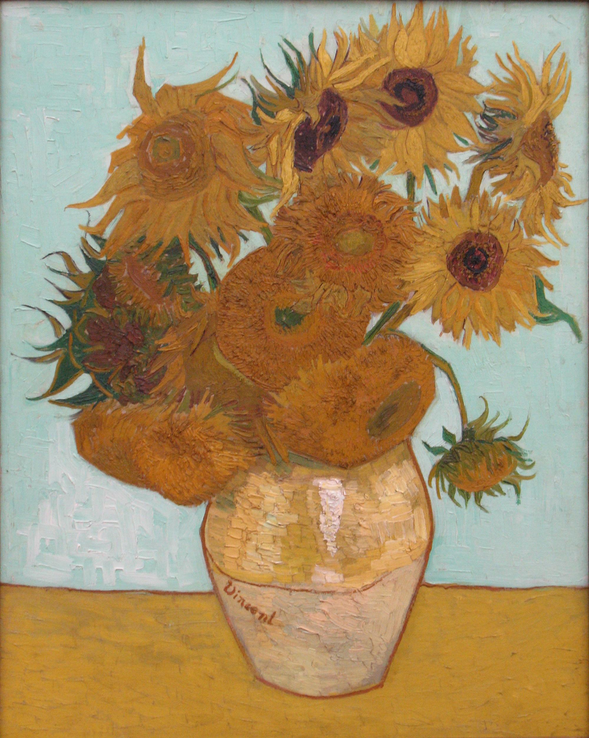 Datei1888 Van Gogh Sonnenblumenjpg Wikipedia