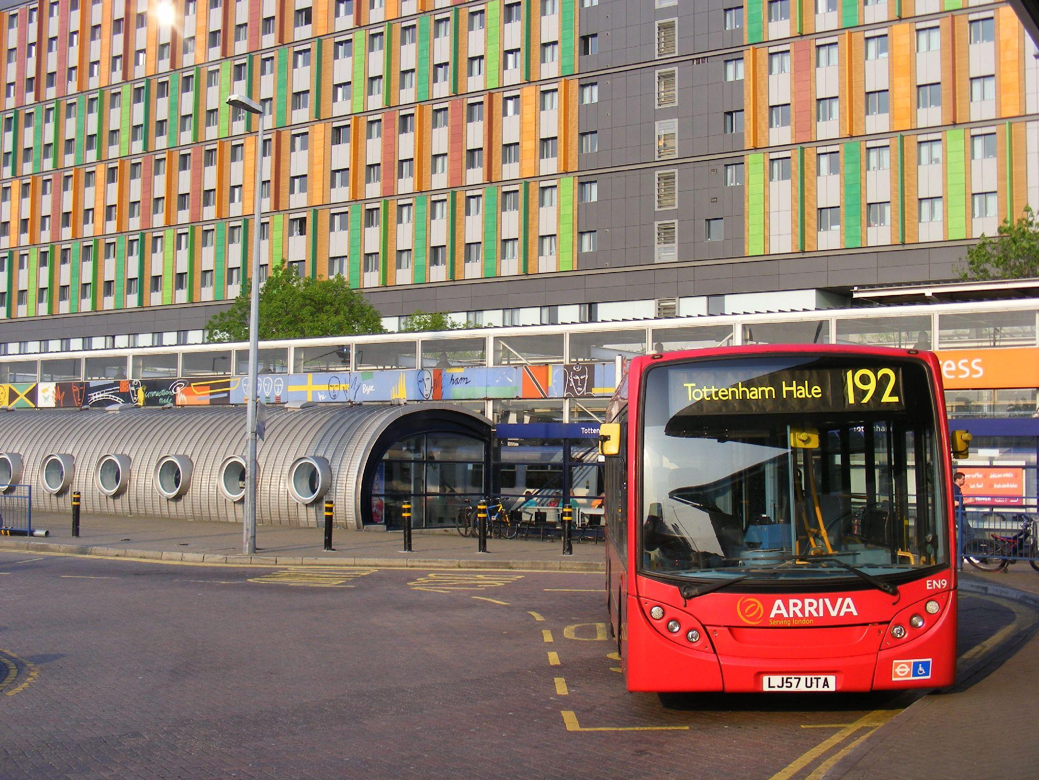 Tottenham Hale Bus Station Lost Property