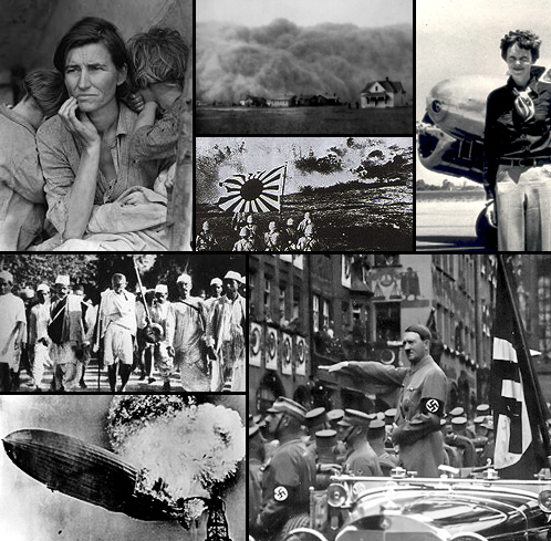 a look at the events of the 1930s Many of the young soldiers mobilized into the japanese army by the early 1930s came from the rural areas, where the effects of the depression were devastating and poverty was widespread their commitment to the military  the people were not allowed to look at the emperor, or even to speak his name patriotism had been raised to the.