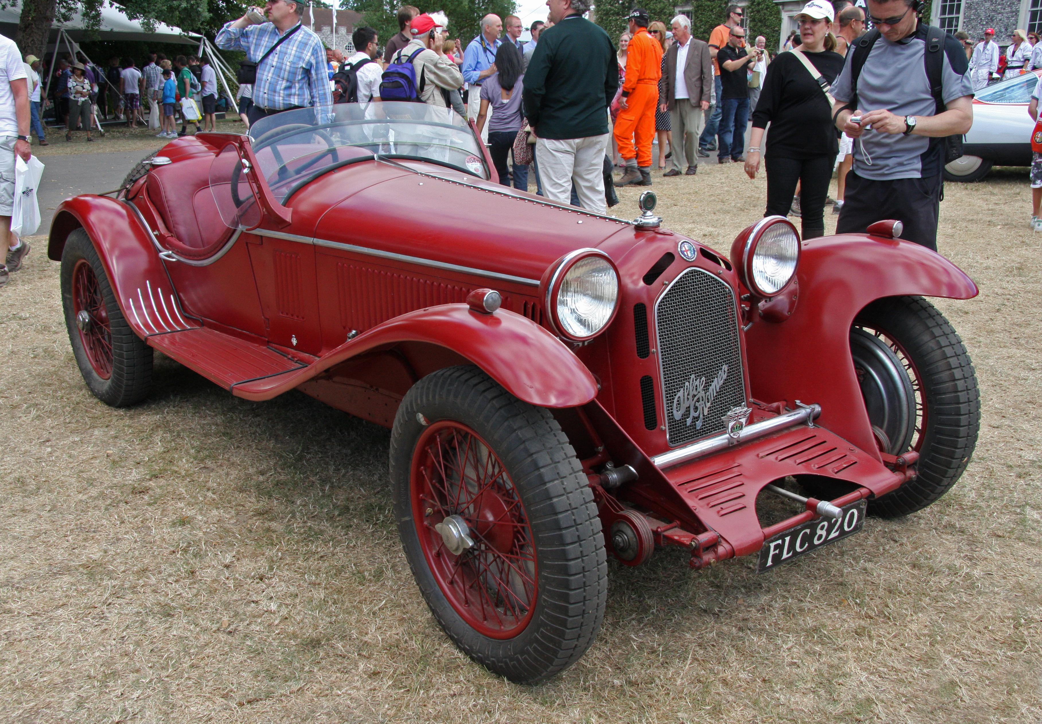 Datoteka 1931 Alfa Romeo 8C 2300 Touring Spider – Wikipedija