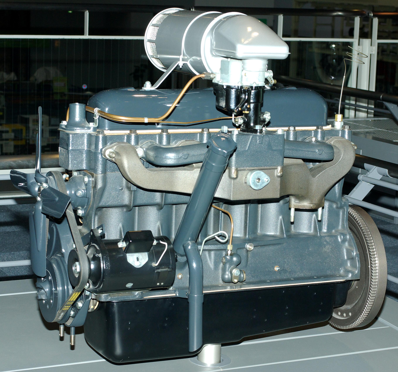 File:1935 Toyota Type A engine.jpg - Wikimedia Commons