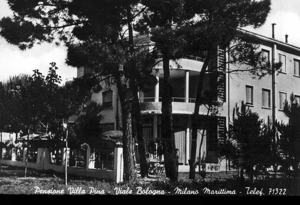 Hotel Villa Pina Milano Marittima Cervia Ra