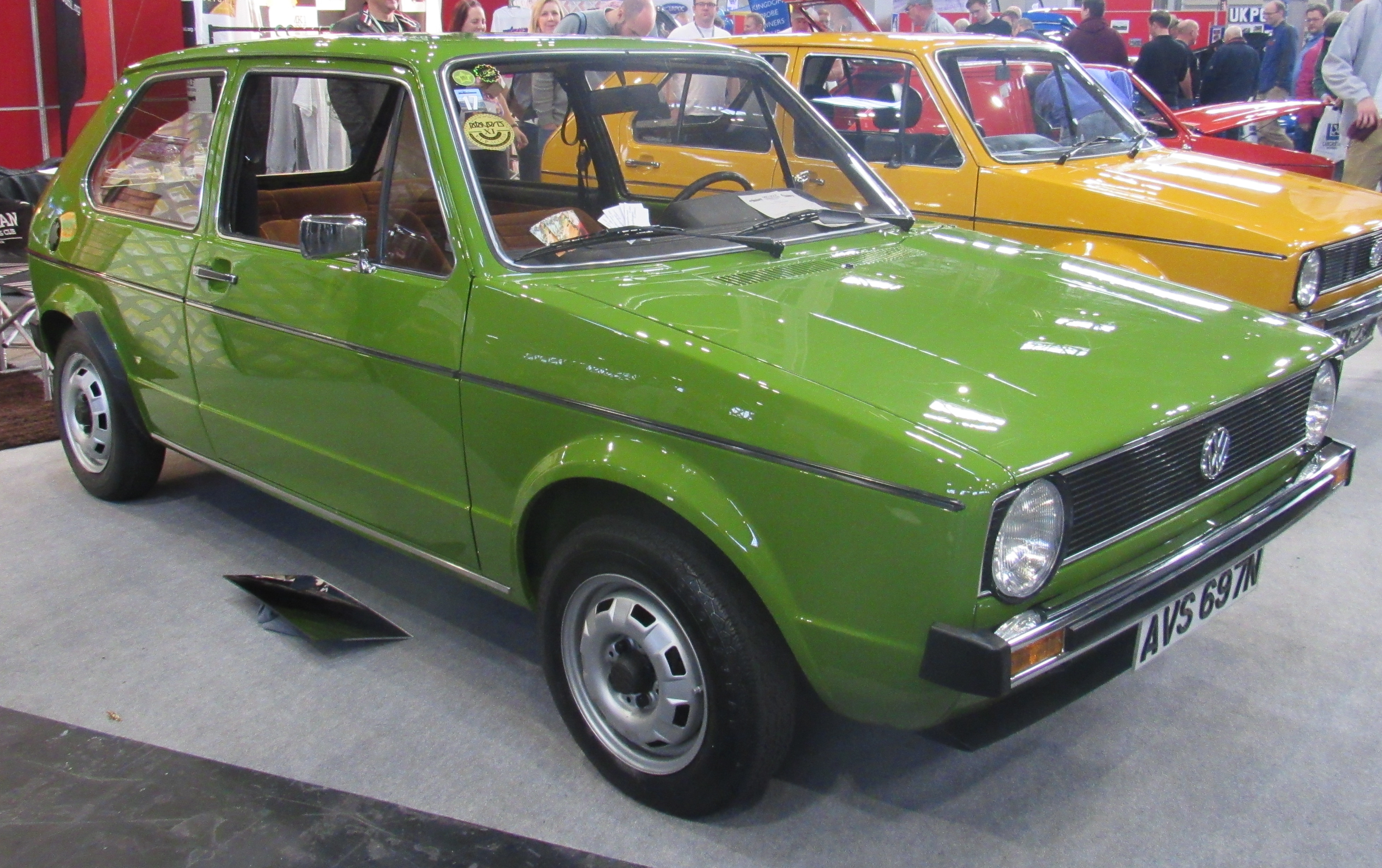 Volkswagen Golf Mk1 Wikipedia A Enciclopedia Livre