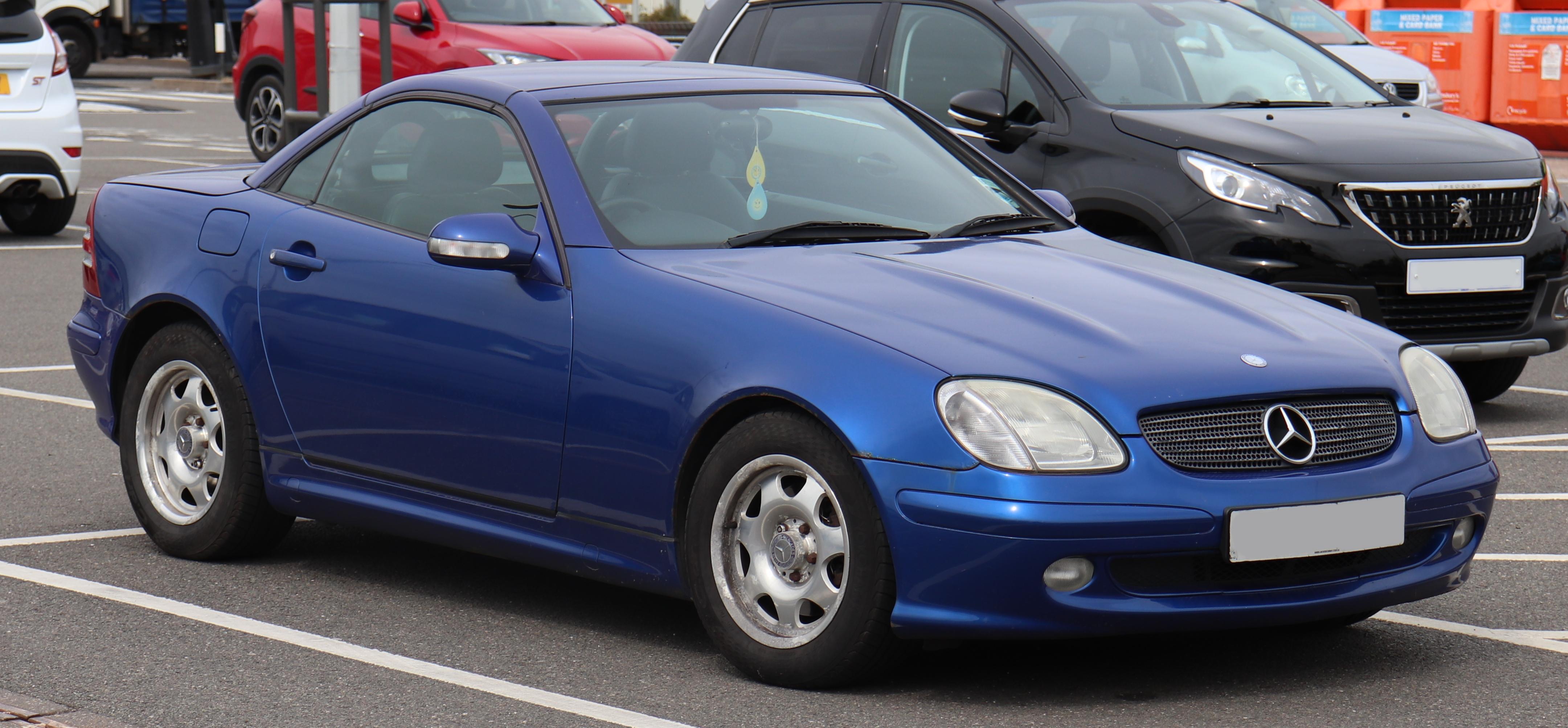 Mercedes Slk230 Amg