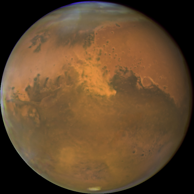 Atmosphere of Mars - Wikipedia
