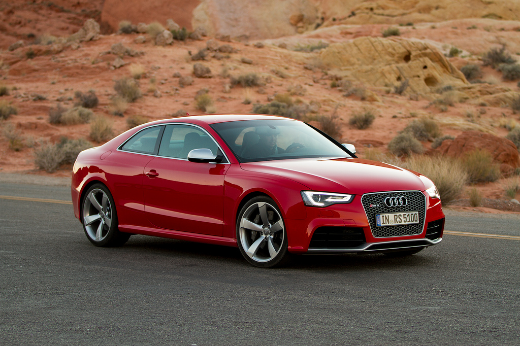 Audi A5 - Wikipedia, the free encyclopedia