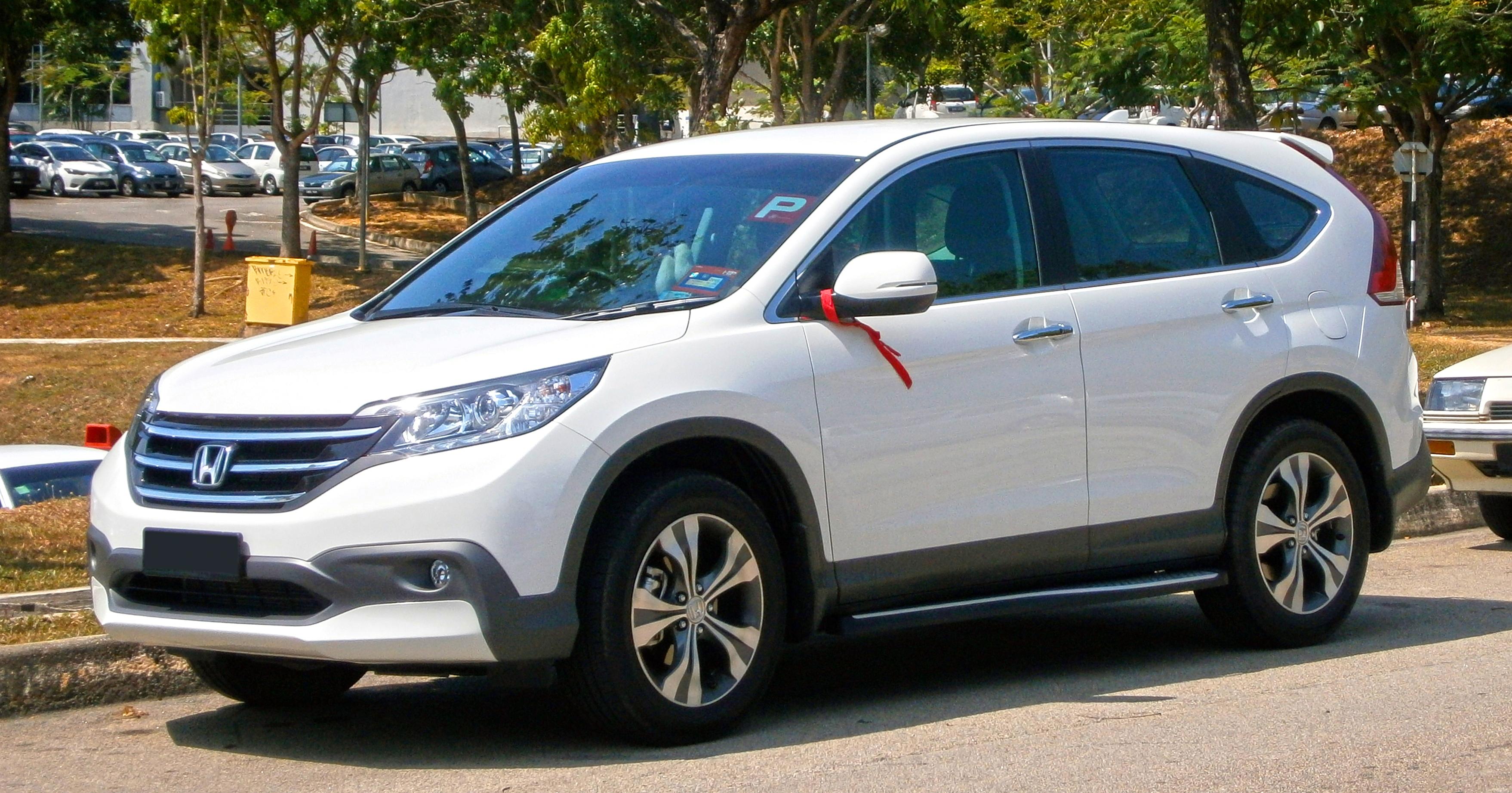 2015 honda cr v modulo rear three quarter at the 2014 thailand international motor expo 1024x677 jpg 1024 677 honda cr v pinterest honda cr and