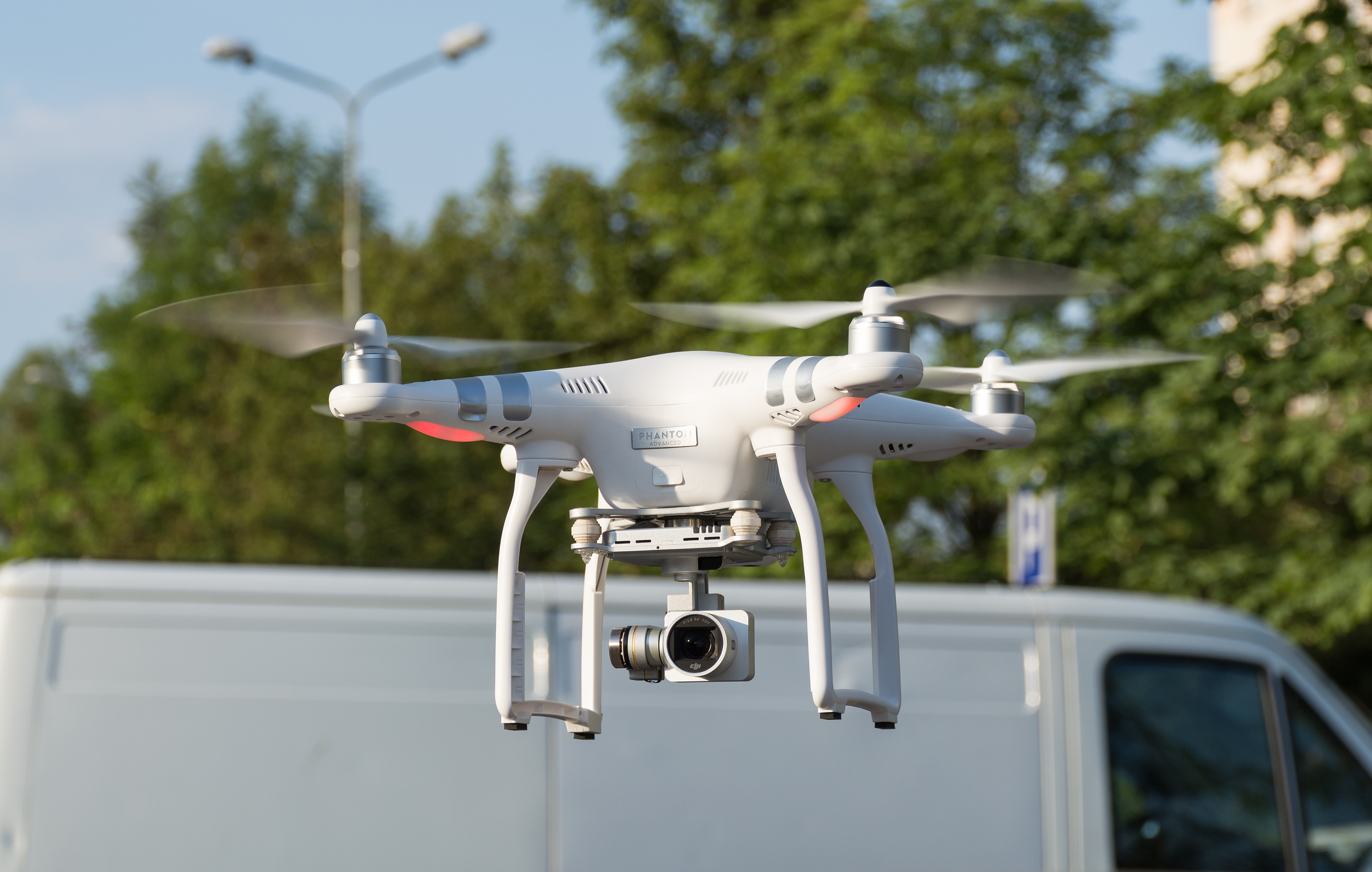 One Cool Thing: UAE Launches Cloud-Zapping Drones