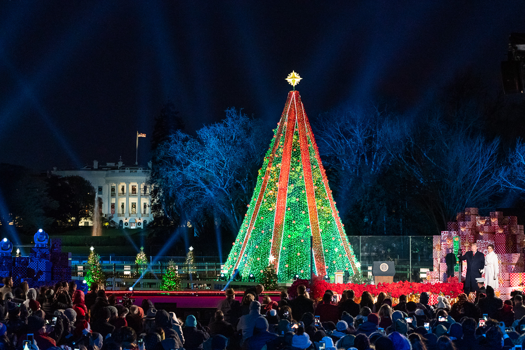 Christmas Lighting.National Christmas Tree United States Wikipedia