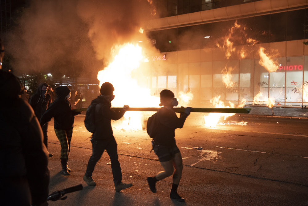 How to Win With Emotion, Demoralize the Opposition, Or, How the BLM Won the Streets…..