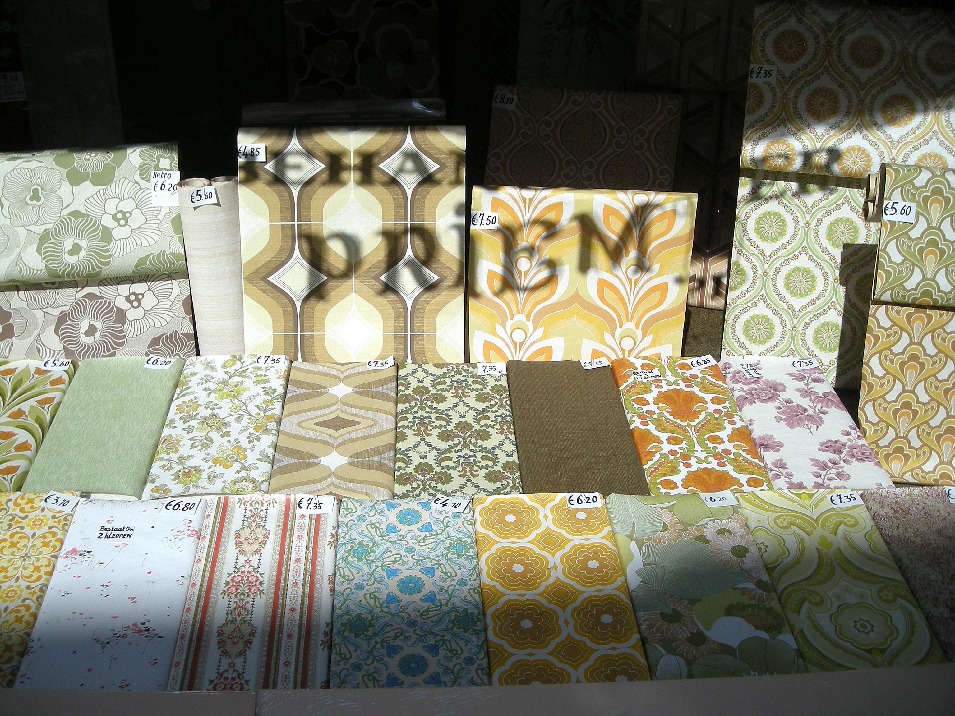 Bande Papier Peint Salon papier peint — wikipédia