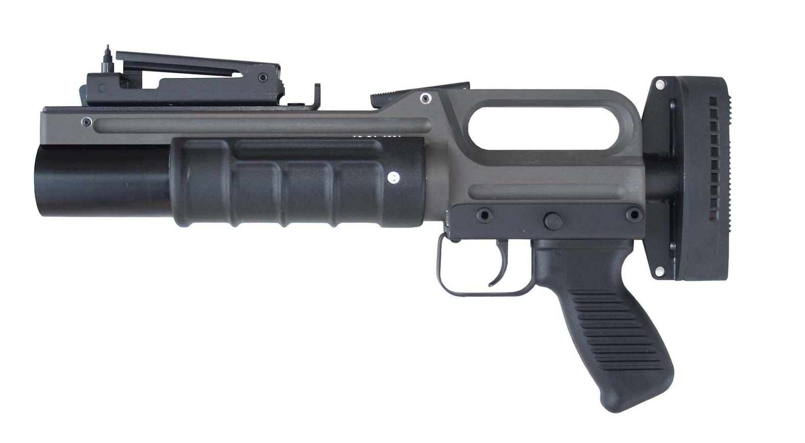 List Of Grenade Launchers Wikipedia