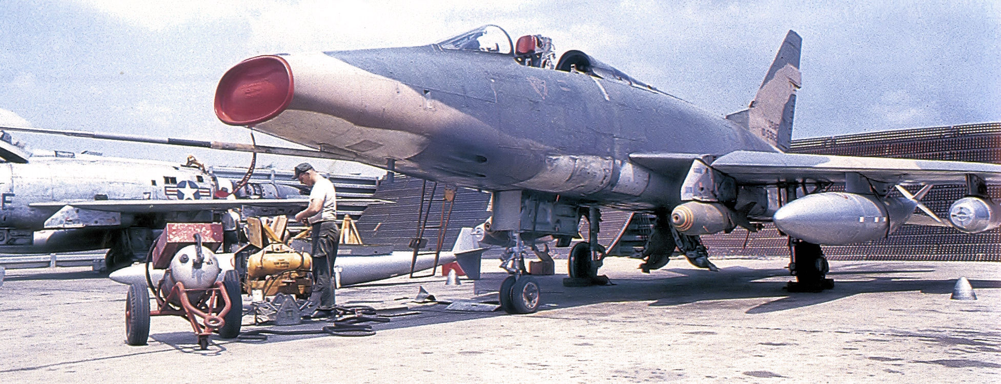 File:429th Tactical Fighter Squadron North American F-100D ...