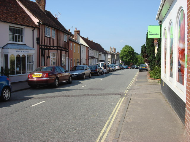 File:A1141, Lavenham High Street - geograph.org.uk - 816330.jpg