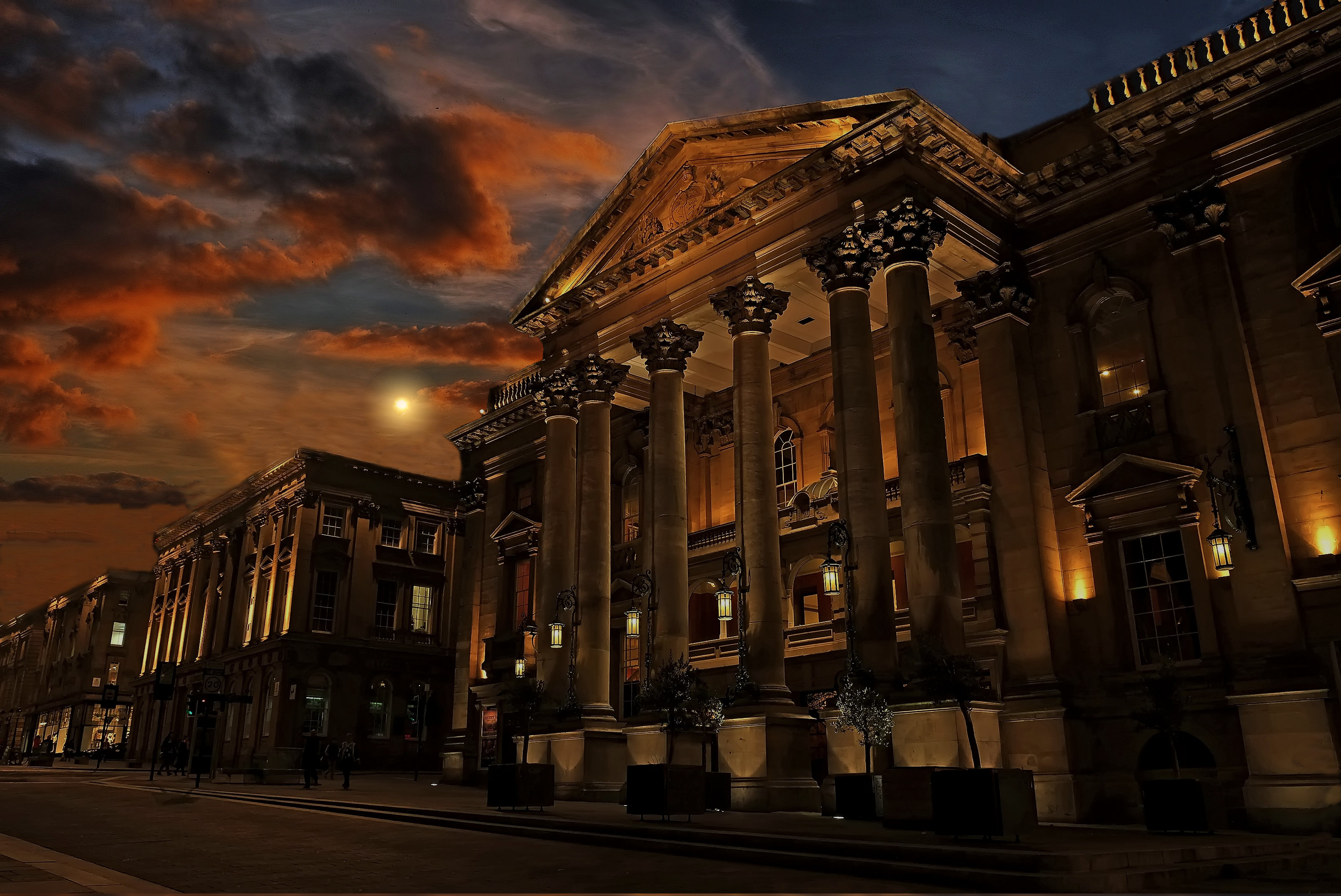 Обложки a night at the opera (2002)