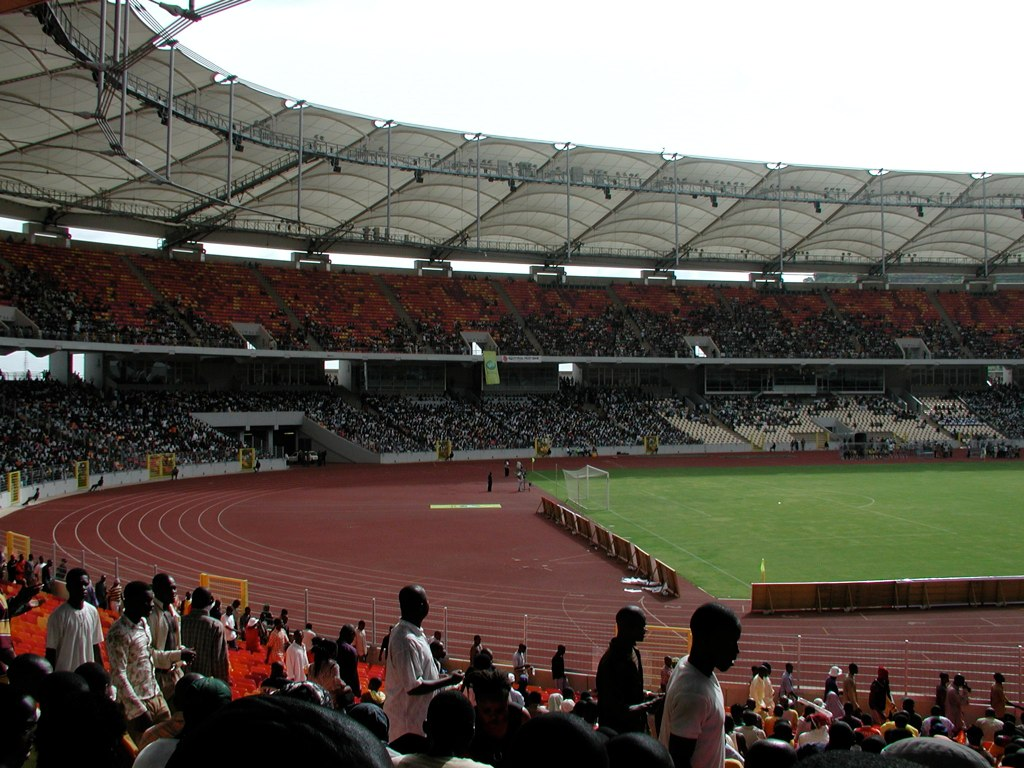 Image result for Ministry of Sports and Youth Development at the main bowl of Abuja National Stadium