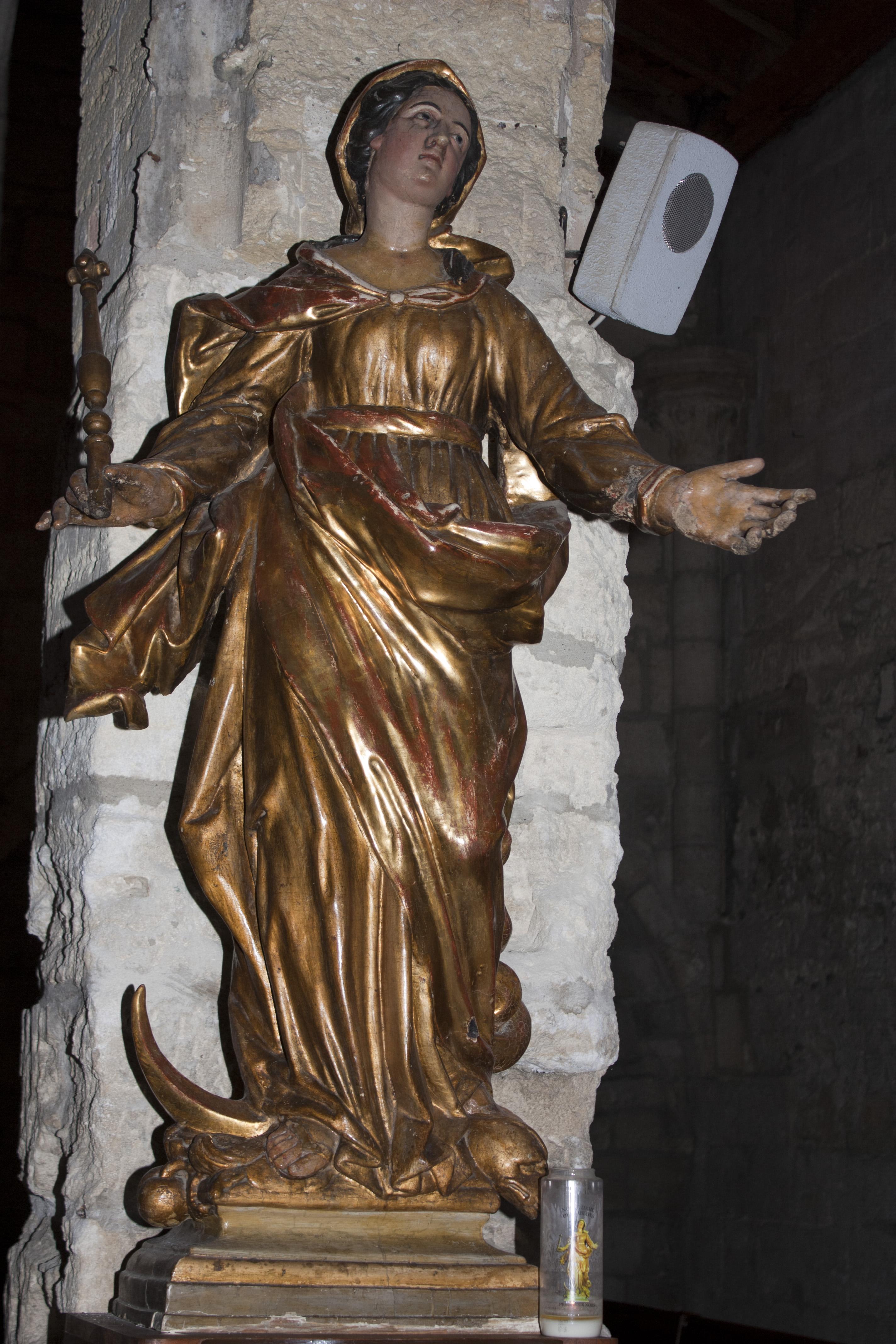 Aigues Mortes-Notre Dame des Sablons-Immaculée Conception