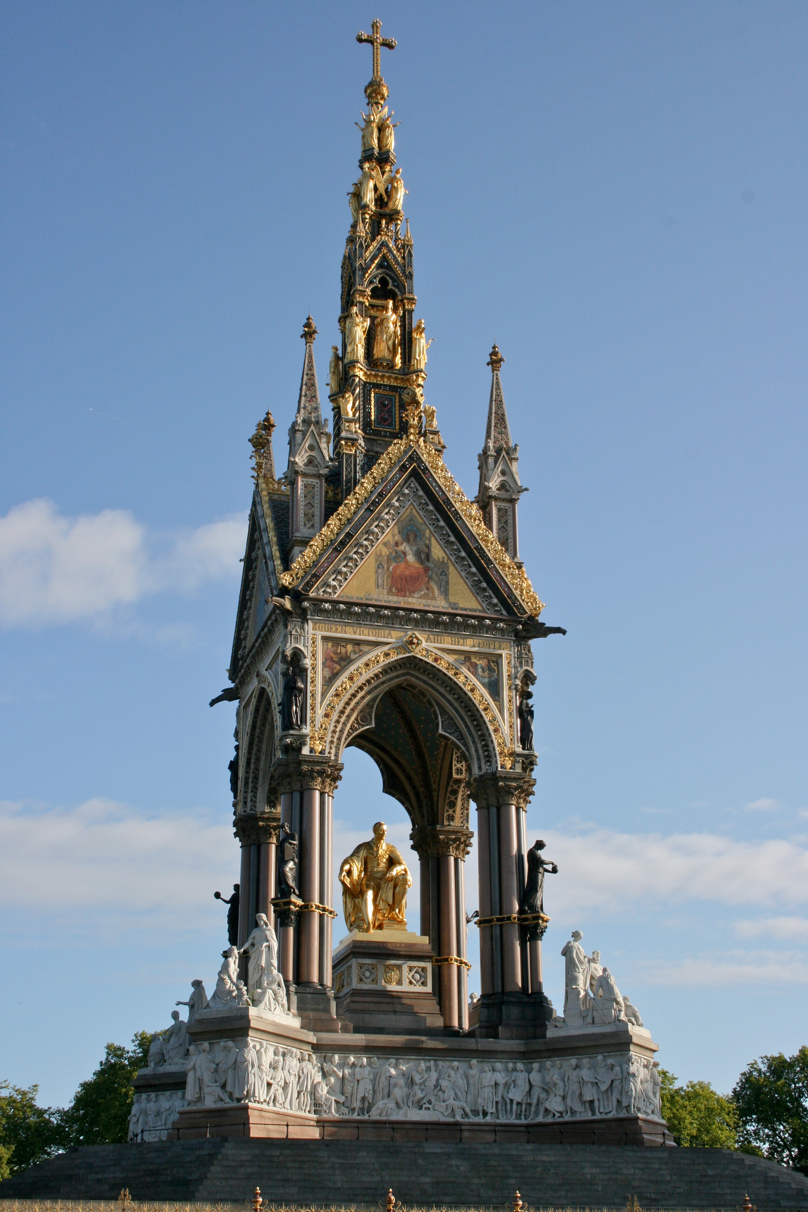 File:Albert Memorial, London 4.jpg - Wikimedia Commons