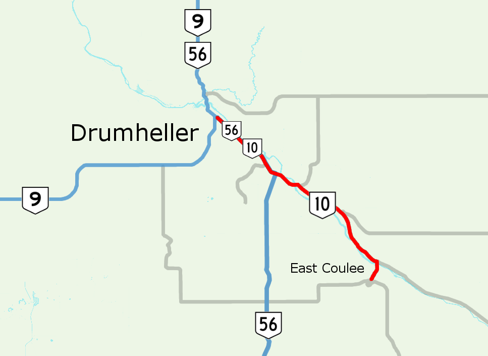 location details yycn drumheller south
