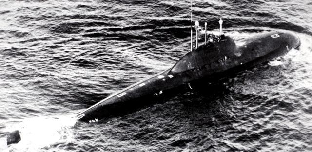 Alfa-cl submarine - Wikipedia