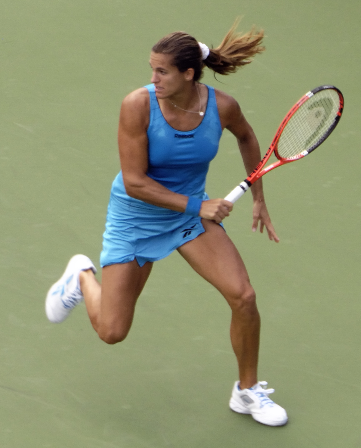 File Amélie Mauresmo at the 2009 US Open 03 Wikimedia mons
