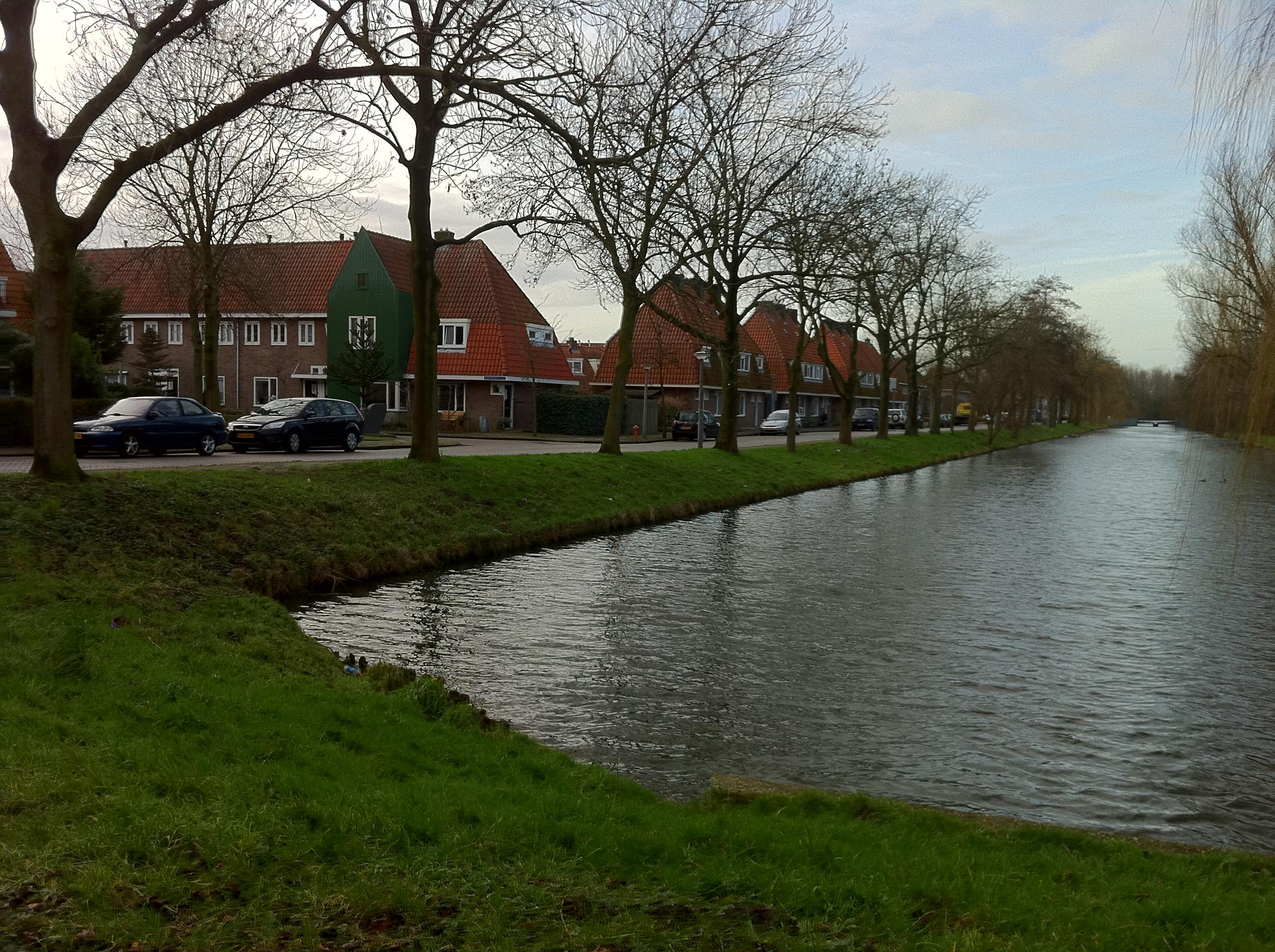 Tuindorp nieuwendam for B b amsterdam